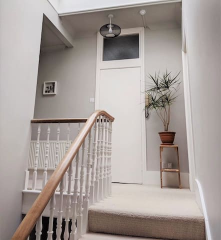 Laid back loft style living in Hove