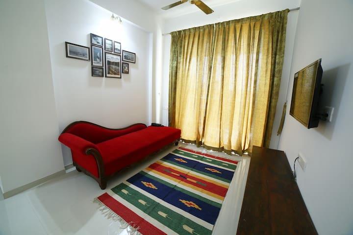 Cozy 1 BHK Apartment in Varsoli Alibag Unit 3