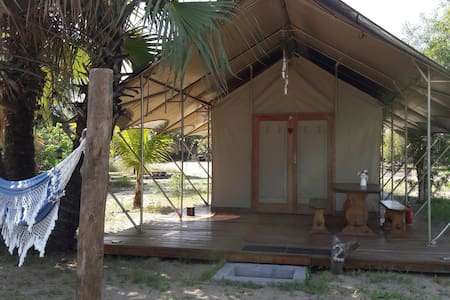 Mussulo Luxurious Safari Tent n°2