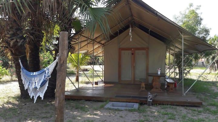 Mussulo Luxurious Safari Tent n°2