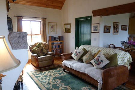 Traditional Cottage, Annagry, Wild Atlantic Way.