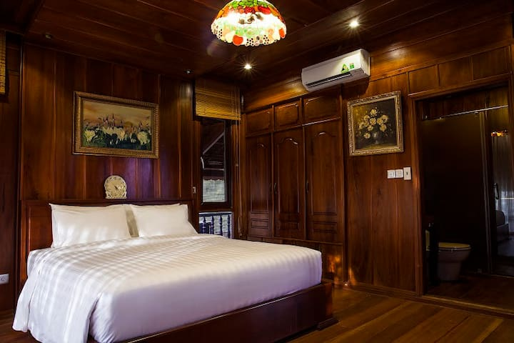 Sun Suite Double - SG Riverside Luxury Homestay - Ho Chi Minh - Dom