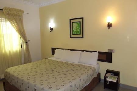 SpringHills Hotels Limited (Ilesha)-Executive Room