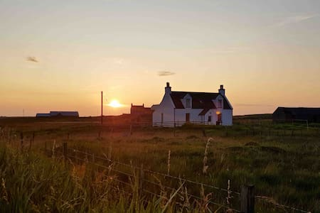 Traditional Croft House