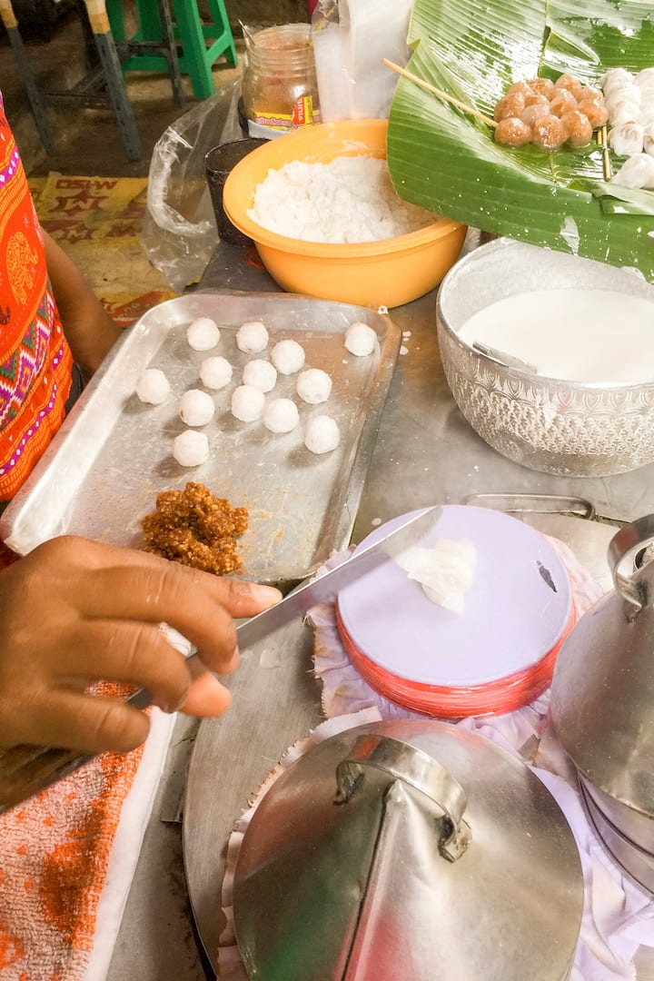 Soft Thai Dumpling