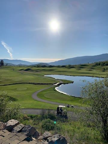 Predator Ridge Golf - Vernon BC