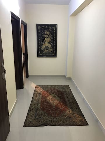 Private comfortable room in the heart of the city