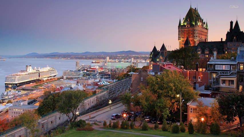Amazing Cozy Apartment Quebec City 4 1/2
