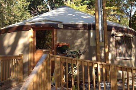 Woodbridge Yurt--Unique Escape