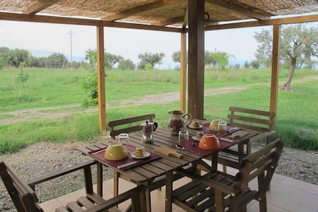 Relax! Bungalow in aperta campagna