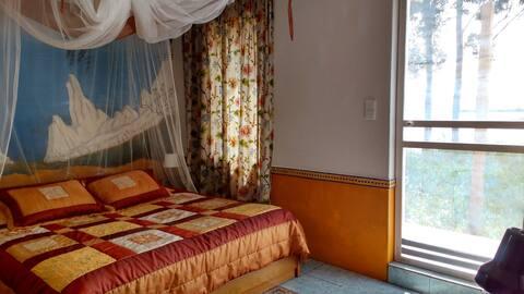Dream room in Gaudi village