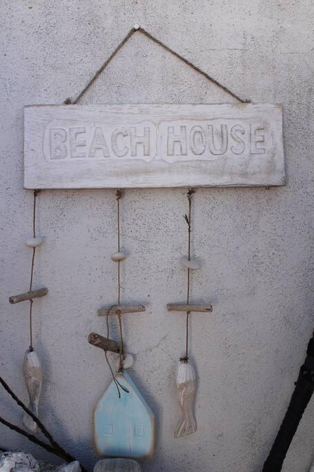 authentic beach house
