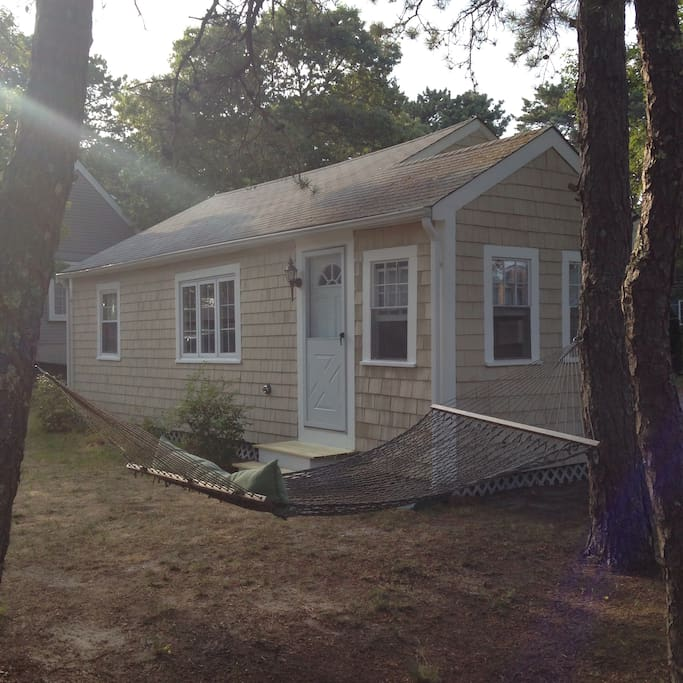 2BR, 1BA Charming Cape Cod cottage located in a quiet neighborhood.