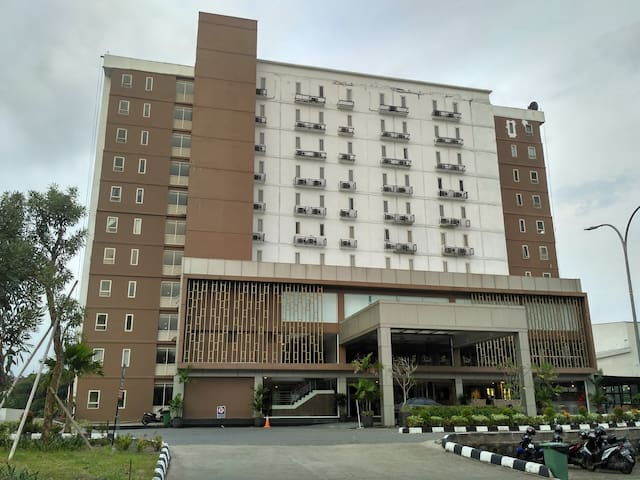 Apartemen Malioboro City Perdana