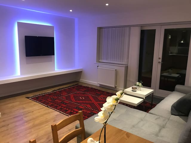 Luxury apartment London