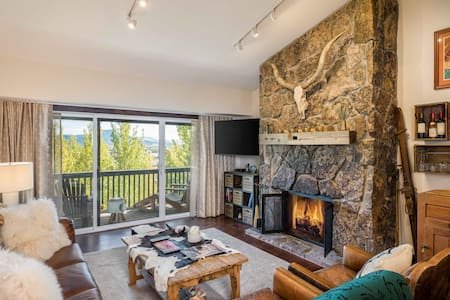 Teton Village, 3.5BR/2.5BA, Walk to Ski Lifts!
