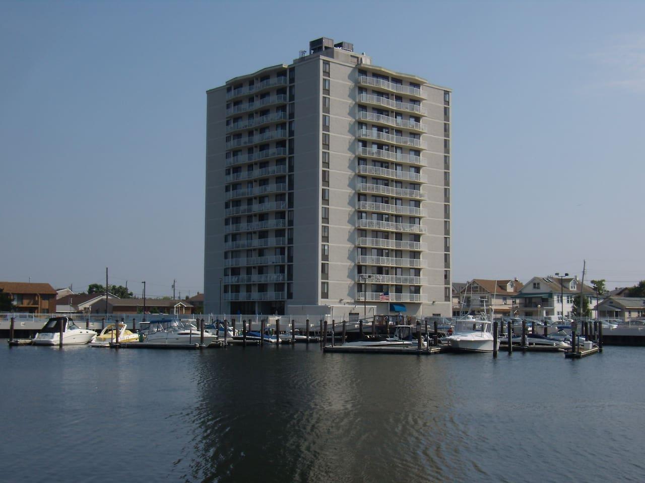 Sunset Harbour Condominiums and Marina
