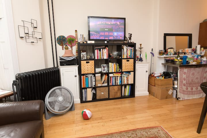 cozy apartment with wifi, hulu, netflix, hbo go, showtime on demand and much more