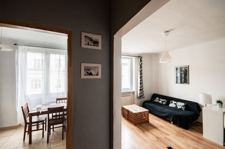 Cosy & comfortable studio in a heart of Warsaw - Warszawa - Wohnung
