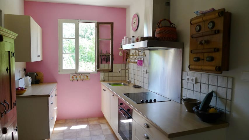 Rural Farmhouse in Charming Setting - Limoux - Dom