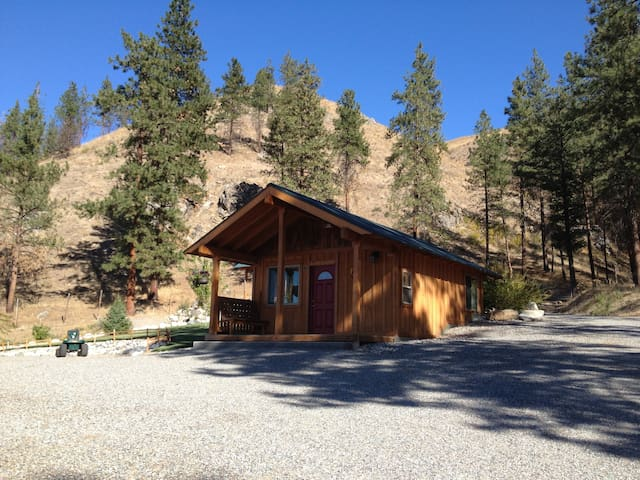 Methow Valley Cabin - Methow - Stuga