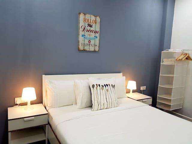 Lets Relax Ipoh Vacation Home ! King Beds !