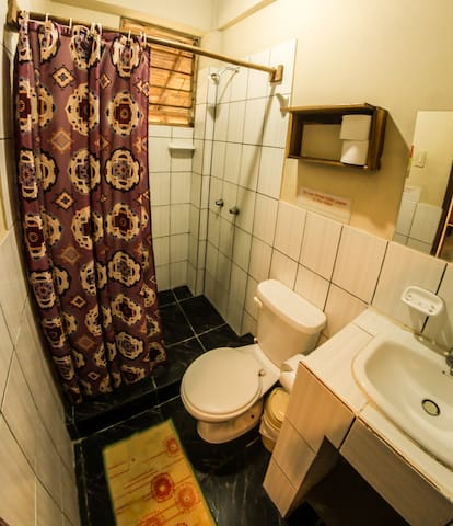 Bambu Bathroom