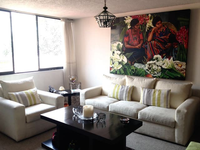 YOUR SPACE in LINDAVISTA - Ciudad de México - Appartement