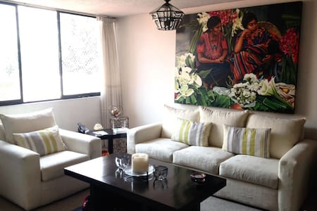YOUR SPACE in LINDAVISTA - Mexico City - Lägenhet