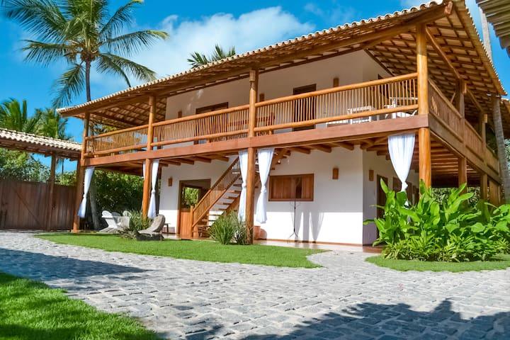 Casa do Guaiamum Trancoso 4 quartos - Porto Seguro - House