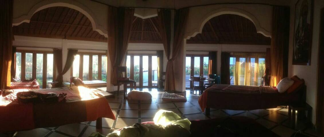 Rumah Shanty Batur Lake View - Kintamani - Haus