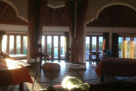Rumah Shanty Batur Lake View - Haus