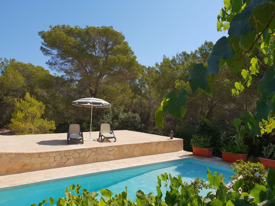 100% RELAX WITH PRIVATE POOL - NO NEIGHBORS IN VIEW