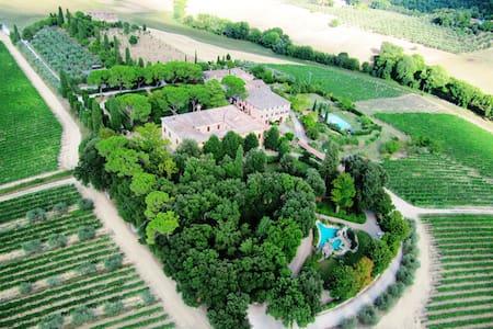 Dimora Storica Villa di Corsano - Monteroni D'arbia