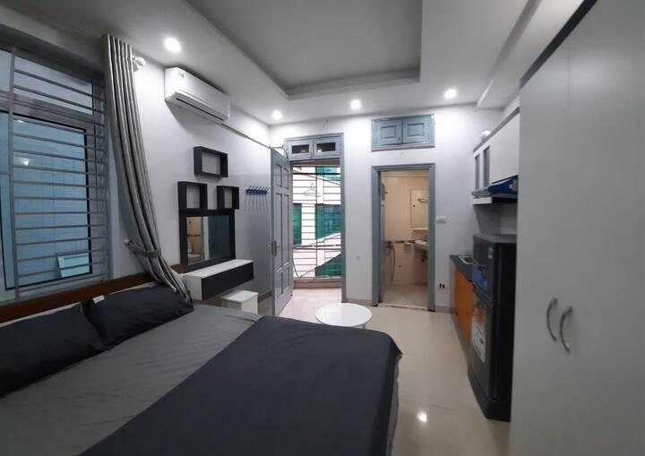 06- Studio- Sunny Apartment- Xuân Thủy