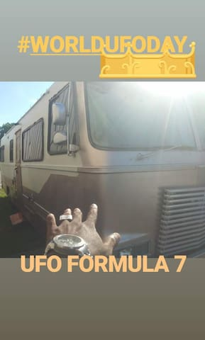 VACATION AT LAKE LANIER ISLANDS IN UFO RV LUXURY!