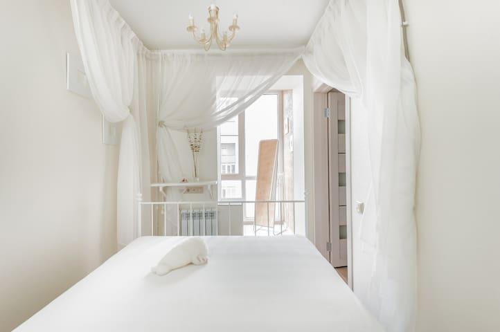 Уютная квартира в тихом центре