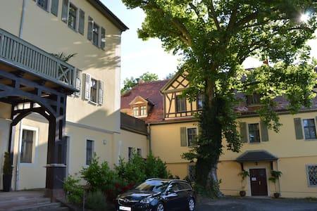 Domizil im Jagdschloss Hummelshain (DZ 21)