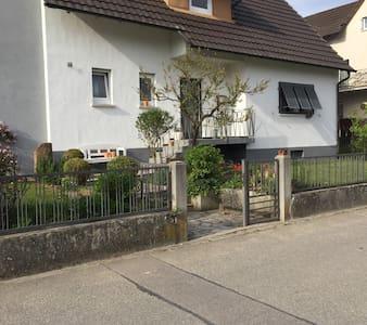 Schönes Haus mit tollem Garten - Rust