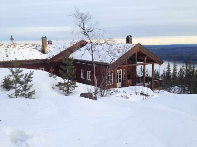 Ringerudseter på Vikerfjell - Hønefoss - Srub