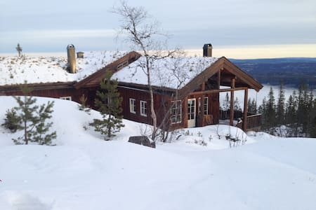 Ringerudseter på Vikerfjell - Hønefoss