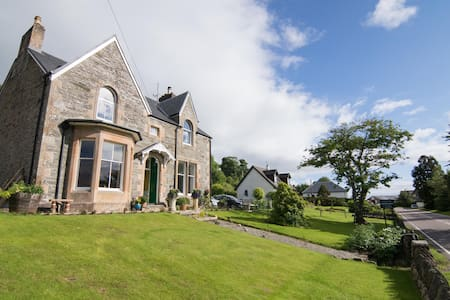 Old Manse Bed & Breakfast - Kilmartin - Bed & Breakfast
