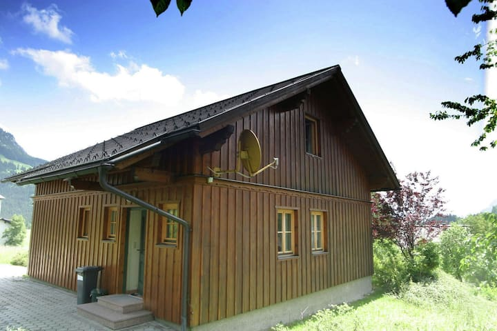 Spacious Holiday Home in Tauplitz with Terrace