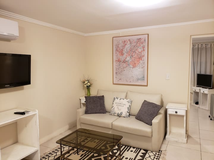 Comfortable apartment in A. Villanueva Street