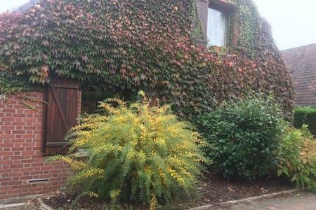 Chambre privée pour voyageur en solo - Saint-Amand-les-Eaux
