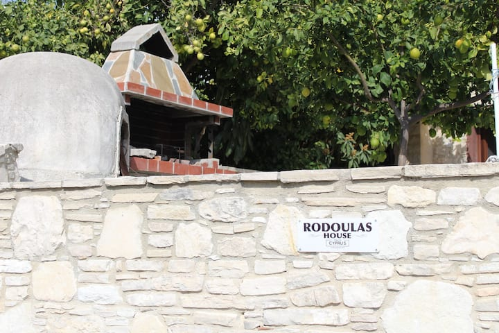 Rodoulas Traditional Village house