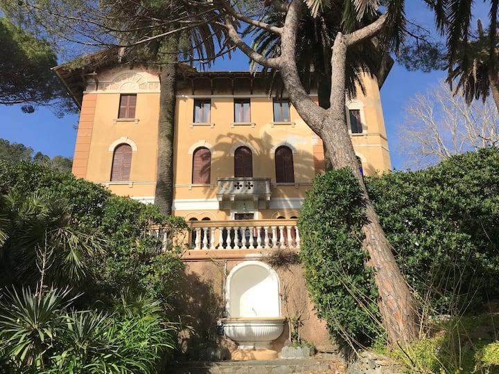 La Mansarda di Villa Montale