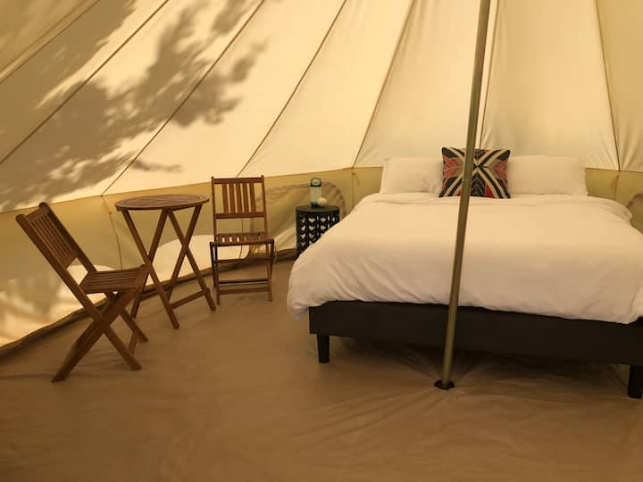 Carson Creek Glamping with A/C