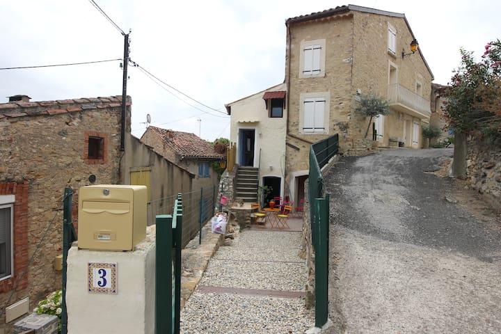 Le nid du rocher