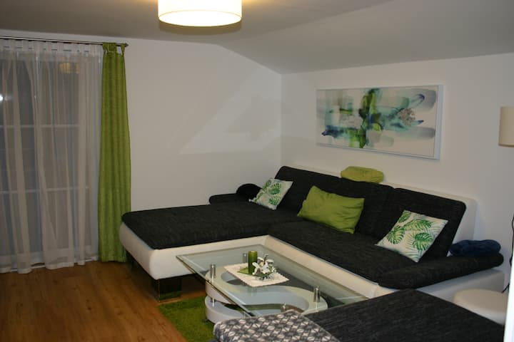 Apartment Birke 1 -  renovated apartment with 90m² and terrace - 1km to Stubnerkogel-Lift